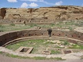 The Great Kiva of Chetro Ketl at the Chaco Culture National Historical Park, UNESCO World Heritage Site