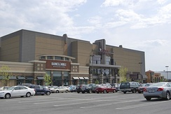 Colonie Center, the Capital District's first enclosed mall
