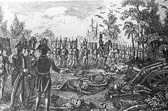 The Dade Massacre was the US Army's worst defeat at the hands of Seminoles