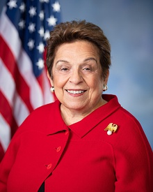 Donna Shalala, official portrait, 116th Congress.jpg