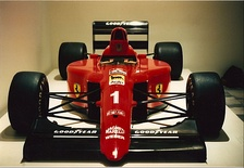 Ferrari placed second in the 1990 Formula One World Championship for Constructors