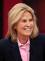Greta Van Susteren - Commentator, lawyer, and television news anchor for CNN, Fox News, and NBC News