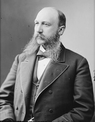 West Virginia Governor Henry Mason Mathews (1834–1884) was the first of the Bourbon Democrats to reach the highest office of state politics[8]