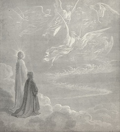 The Divine Comedy, Paradise (Paradiso), illustration by Gustave Doré