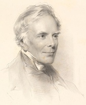 John Keble, a leading member of the Oxford Movement, after whom the college is named