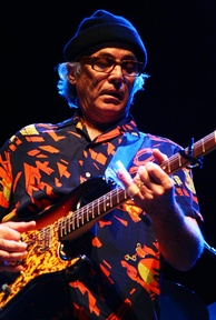 Ry Cooder plays the guitar.