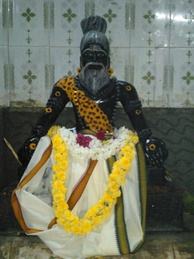 Tirumular, the great Tamil Śaivasiddhānta poet and mystic saint (siddha).
