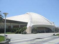 The Arena at the Anaheim Convention Center in 2007.
