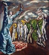 El Greco, Opening of the Fifth Seal 1608–1614