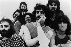 Frank Zappa and the Mothers of Invention, 1971