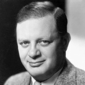 Black-and-white photo of Herman J. Mankiewicz in 1943.