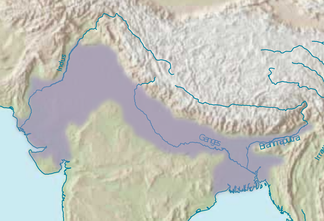 The Indo-Gangetic Plain.