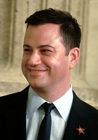 Picture of comedian and host Jimmy Kimmel in 2013.