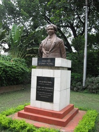 Henry Louis Vivian Derozio, a radical thinker and educator, was of Indian and European background.