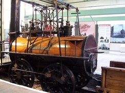 The Locomotion at Darlington Railway Centre and Museum