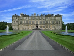 Longleat House was the first country house to open to the public, and also claims the first safari park outside Africa.[2][3] It became the first property in what later was known as the Stately Home Industry.