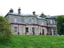 Malham Tarn House now known as Malham Tarn Field Studies Centre