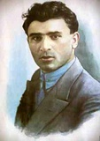 Mikayil Mushfig, Bakuvian poet and victim of the Stalinist purges.