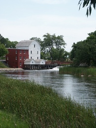 Phelps Mill in Otter Tail County