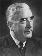 Sir Robert Menzies, founder of the Liberal Party of Australia and Prime Minister of Australia 1939–41 (UAP) and 1949–66