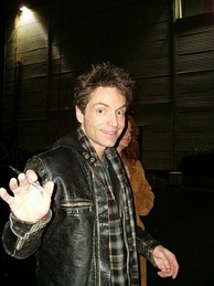 "Richard Marx co-wrote ""Dance with My Father"" with Vandross."