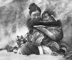 Nanook of the North revolutionized the documentary film with its large scale production, though it continues to receive controversy for staging several of the events it depicts.
