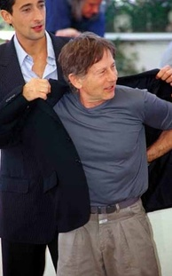 Polanski at the 2002 Cannes Film Festival for The Pianist
