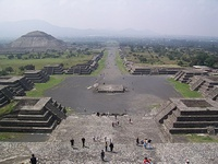 Teotihuacán, State of Mexico