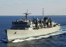 USNS Arctic (T-AOE-8), a Supply-class fast combat support ship