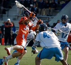 UVA lacrosse has won 11 national championships, including 9 national titles since NCAA oversight began.