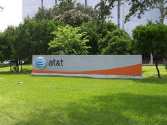 AT&T office in San Antonio, Texas