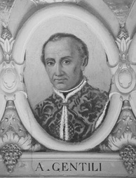 Alberico Gentili, the Father of international law.