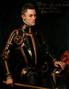 William I of Orange was a stadtholder during the Dutch Revolt against the Spanish Empire.