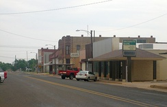 Quanah's commercial district is listed on the National Register of Historic Places.