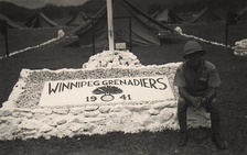 Winnipeg Grenadiers Camp