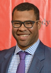Peele at the May 2014 Peabody Awards