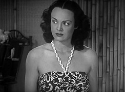DeMille in the film Isle of Destiny (1940)