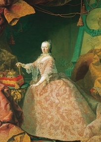 Maria Theresa, Queen regnant of Hungary and Bohemia and Archduchess of Austria, Holy Roman Empress