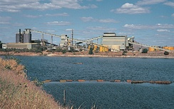 Ranger uranium mine in the Kakadu National Park