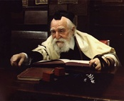 Rabbi Moshe Feinstein, a leading Rabbinical authority for Orthodox Jewry