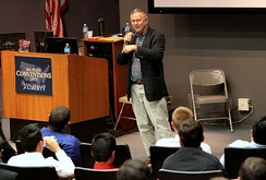 Rohrabacher speaking at the 2013 California Young Americans for Liberty State Convention