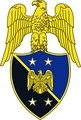 Insignia for an aide to the Chief of the National Guard Bureau