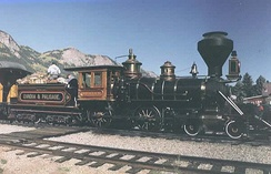 Eureka Locomotive, in Clark County