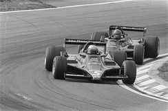 JPS-Lotus was awarded the 1978 International Cup for F1 Constructors.[1]