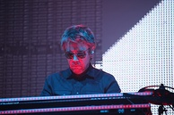 Jean-Michel Jarre performing Electronica tour in Bratislava