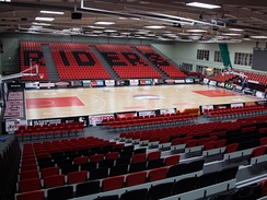 Leicester Riders arena in September 2016