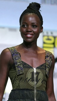 Nyong'o at the 2016 San Diego Comic-Con