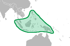 The floristic region of Malesia