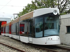 The new tramway