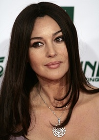 At the age of 50, Monica Bellucci became the oldest actress to be cast as a Bond girl.